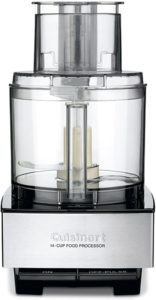 Cuisinart DFP-14BCNY 14-Cup Food Processor, Brushed Stainless Steel - Silver sample