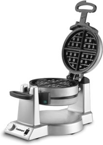 Cuisinart WAF-F20 Double Belgian Maker sample