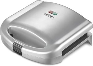 Cuisinart WM-SW2N Dual-Sandwich Nonstick Electric Grill sample